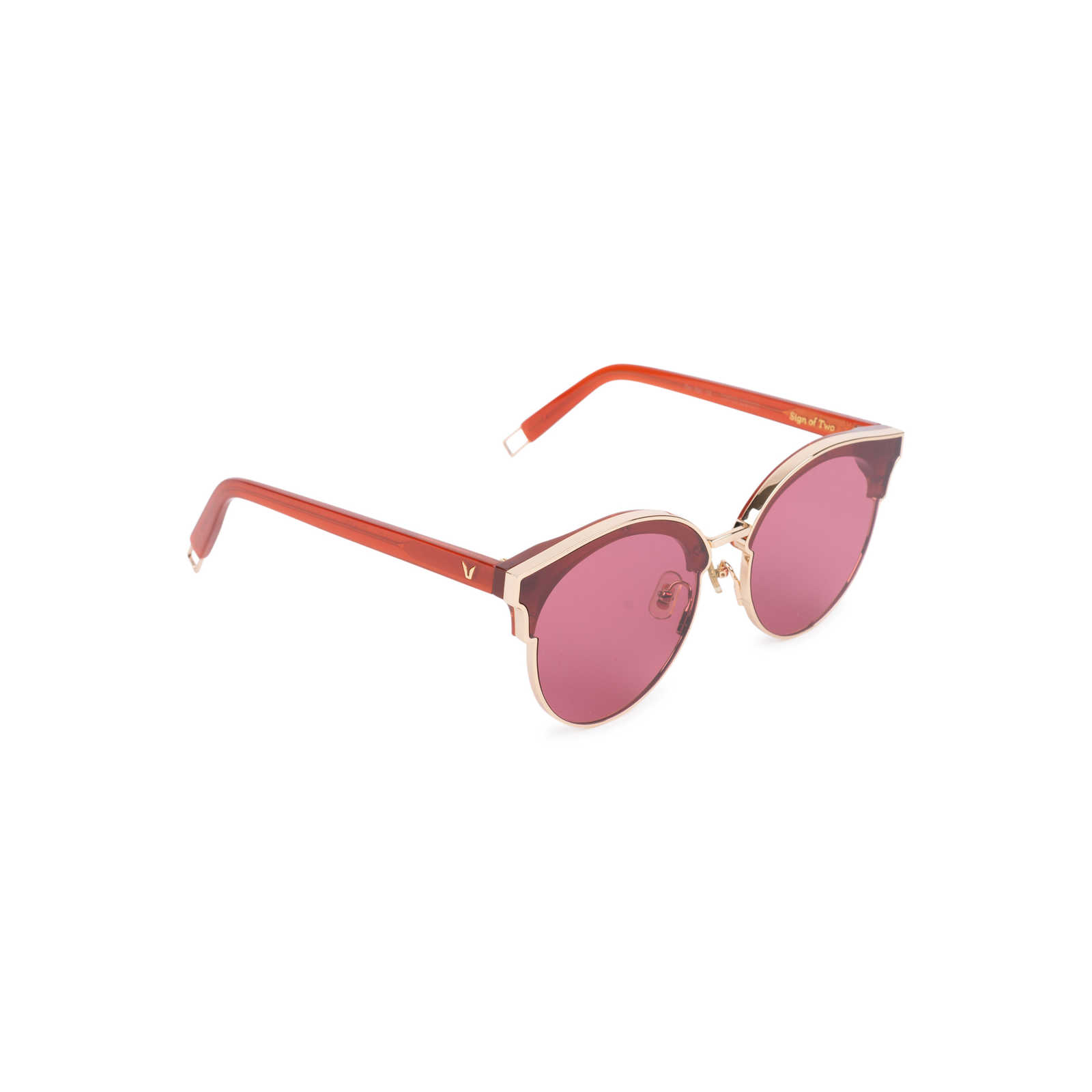 eb375069ef ... Authentic Second Hand Gentle Monster Flatba Sign of Two Sunglasses  (PSS-059-00041 ...
