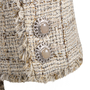 Authentic Pre Owned Chanel Spring 2010 Short Sleeve Tweed Blazer (PSS-606-00003) - Thumbnail 3