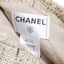 Authentic Pre Owned Chanel Spring 2010 Short Sleeve Tweed Blazer (PSS-606-00003) - Thumbnail 4