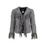 Authentic Second Hand Chanel Spring 2007 Houndstooth Jacket (PSS-606-00001) - Thumbnail 0