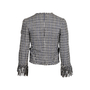 Authentic Second Hand Chanel Spring 2007 Houndstooth Jacket (PSS-606-00001) - Thumbnail 1