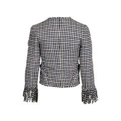 Chanel spring 2007 houndstooth jacket 2?1547826535