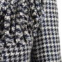 Authentic Second Hand Chanel Spring 2007 Houndstooth Jacket (PSS-606-00001) - Thumbnail 2