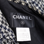 Authentic Second Hand Chanel Spring 2007 Houndstooth Jacket (PSS-606-00001) - Thumbnail 3