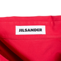 Authentic Second Hand Jil Sander Red Cotton Button Down Shirt (PSS-145-00283) - Thumbnail 2