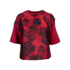 Rose Short Sleeved Sweater