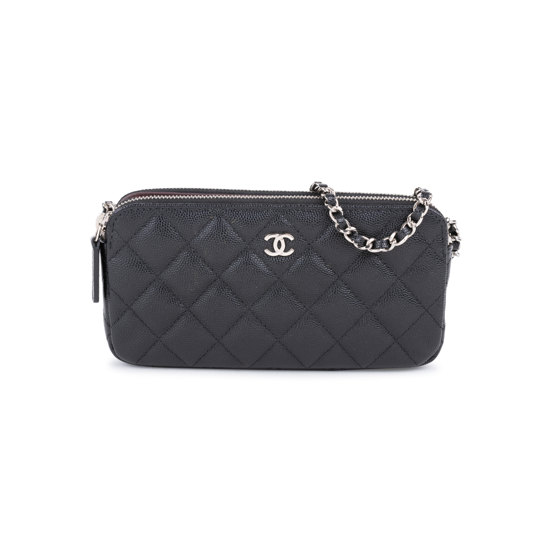 bb471ab2c198 Authentic Second Hand Chanel Classic Clutch with Chain (PSS-145-00269) |  THE FIFTH COLLECTION
