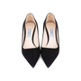 Authentic Second Hand Prada Suede Pointed Pumps (PSS-145-00273) - Thumbnail 0