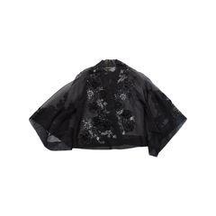 Embroidered Kimono Jacket