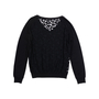 Authentic Pre Owned Nina Ricci Lace Back Sweater (PSS-145-00278) - Thumbnail 1