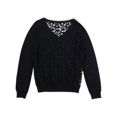 Nina ricci lace back sweater 2?1547906103