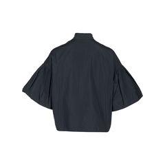Lanvin puff sleeve taffeta blouse 2?1547906123