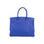 Authentic Pre Owned Hermès Bleu Electrique Birkin 30 (PSS-145-00268) - Thumbnail 2