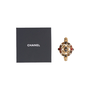 Authentic Pre Owned Chanel Paris-Byzance Brooch (PSS-145-00270) - Thumbnail 4