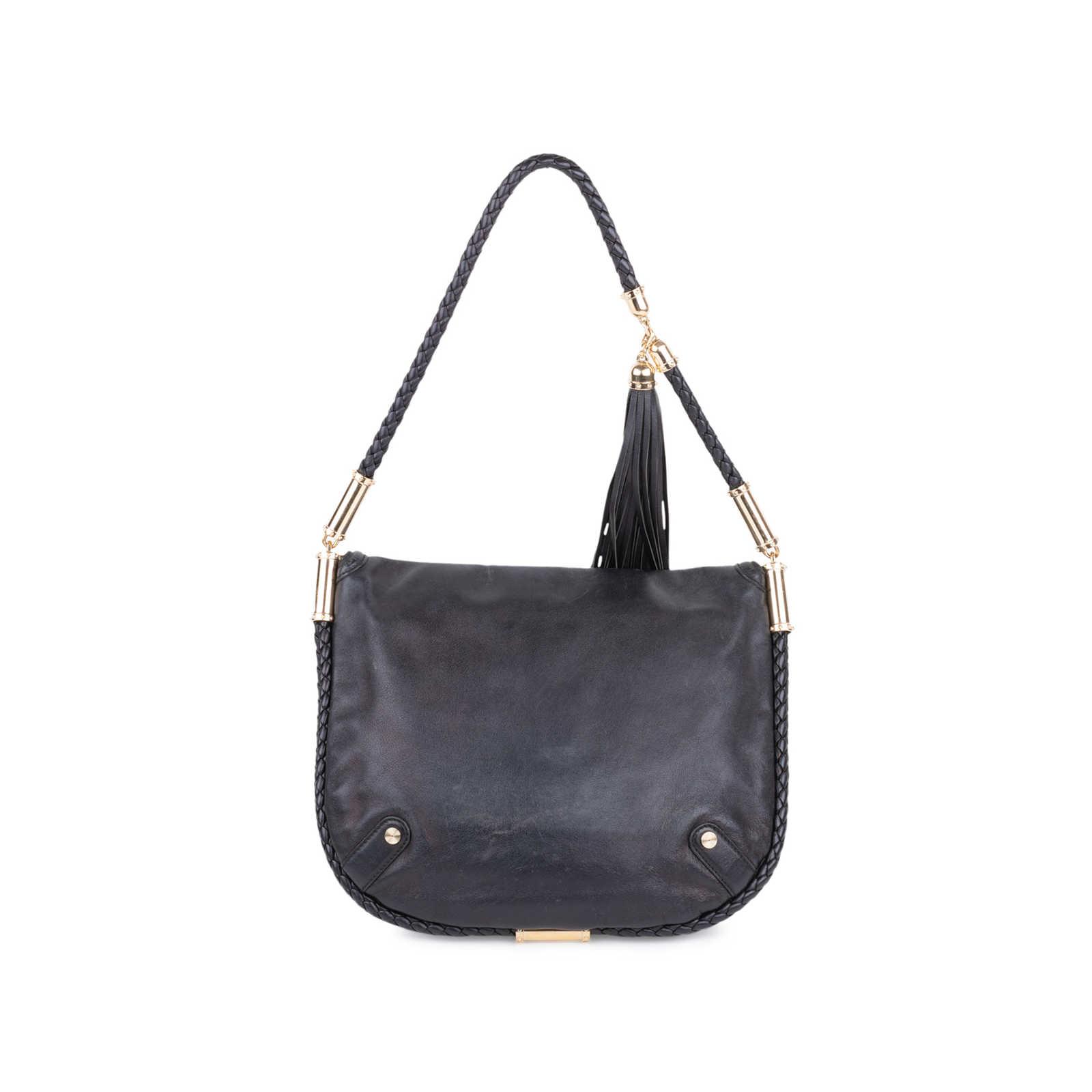 77c3a119dbf ... Authentic Second Hand Gucci Britt Tassel Bag (PSS-597-00001) - Thumbnail  ...