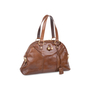Authentic Pre Owned Yves Saint Laurent Large Python Muse Bag (PSS-597-00003) - Thumbnail 1