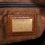 Authentic Pre Owned Yves Saint Laurent Large Python Muse Bag (PSS-597-00003) - Thumbnail 7