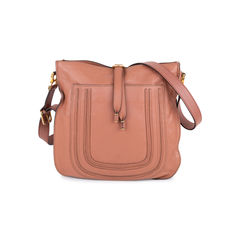 New Leather Marcie Messenger Bag