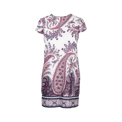 Authentic Second Hand Isabel Marant Étoile Printed Shift Dress (PSS-126-00128)