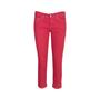 Authentic Second Hand Isabel Marant Étoile Multicoloured Stitch Denim Jeans (PSS-126-00129) - Thumbnail 0