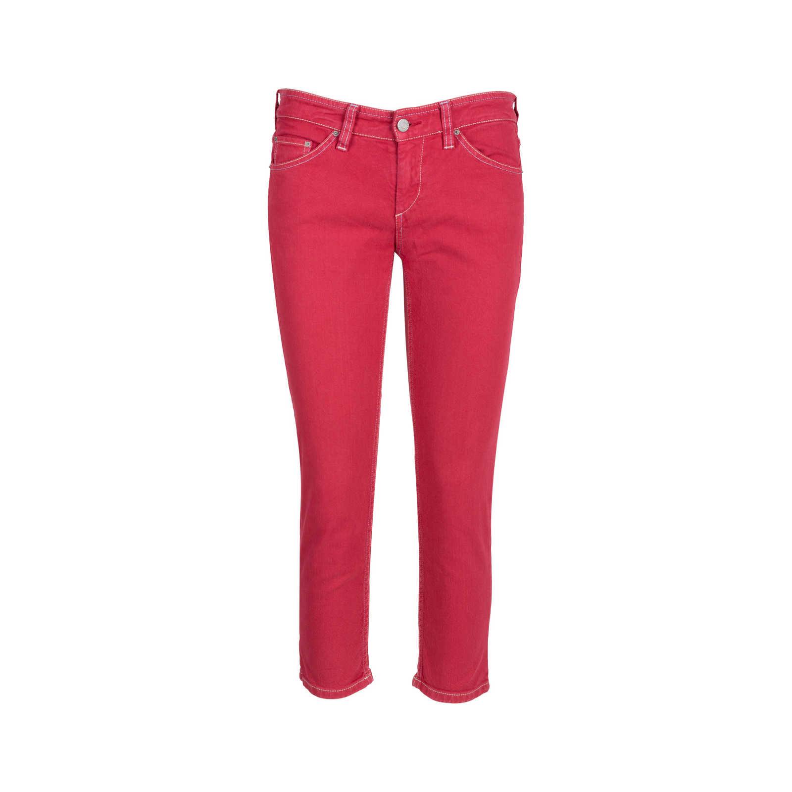 236a0ceb664 Authentic Second Hand Isabel Marant Étoile Multicoloured Stitch Denim Jeans  (PSS-126-00129 ...