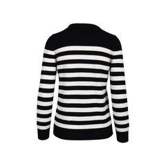 Saint laurent striped cashmere sweater 2?1548204929
