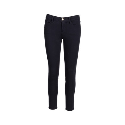 Authentic Pre Owned Frame Le Skinny de Jeanne Crop Jeans (PSS-126-00126)