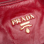 Authentic Second Hand Prada Vitello Shine Satchel Bag (PSS-333-00061) - Thumbnail 4