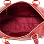 Authentic Second Hand Prada Vitello Shine Satchel Bag (PSS-333-00061) - Thumbnail 5