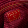 Authentic Second Hand Prada Vitello Shine Satchel Bag (PSS-333-00061) - Thumbnail 6