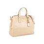 Authentic Second Hand Prada Vitello Shine Shoulder Tote Bag (PSS-333-00062) - Thumbnail 2