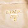 Authentic Second Hand Prada Vitello Shine Shoulder Tote Bag (PSS-333-00062) - Thumbnail 4