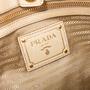 Authentic Second Hand Prada Vitello Shine Shoulder Tote Bag (PSS-333-00062) - Thumbnail 6