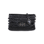 Authentic Second Hand Miu Miu Patent Matelasse Embellished Shoulder Clutch (PSS-333-00063) - Thumbnail 0