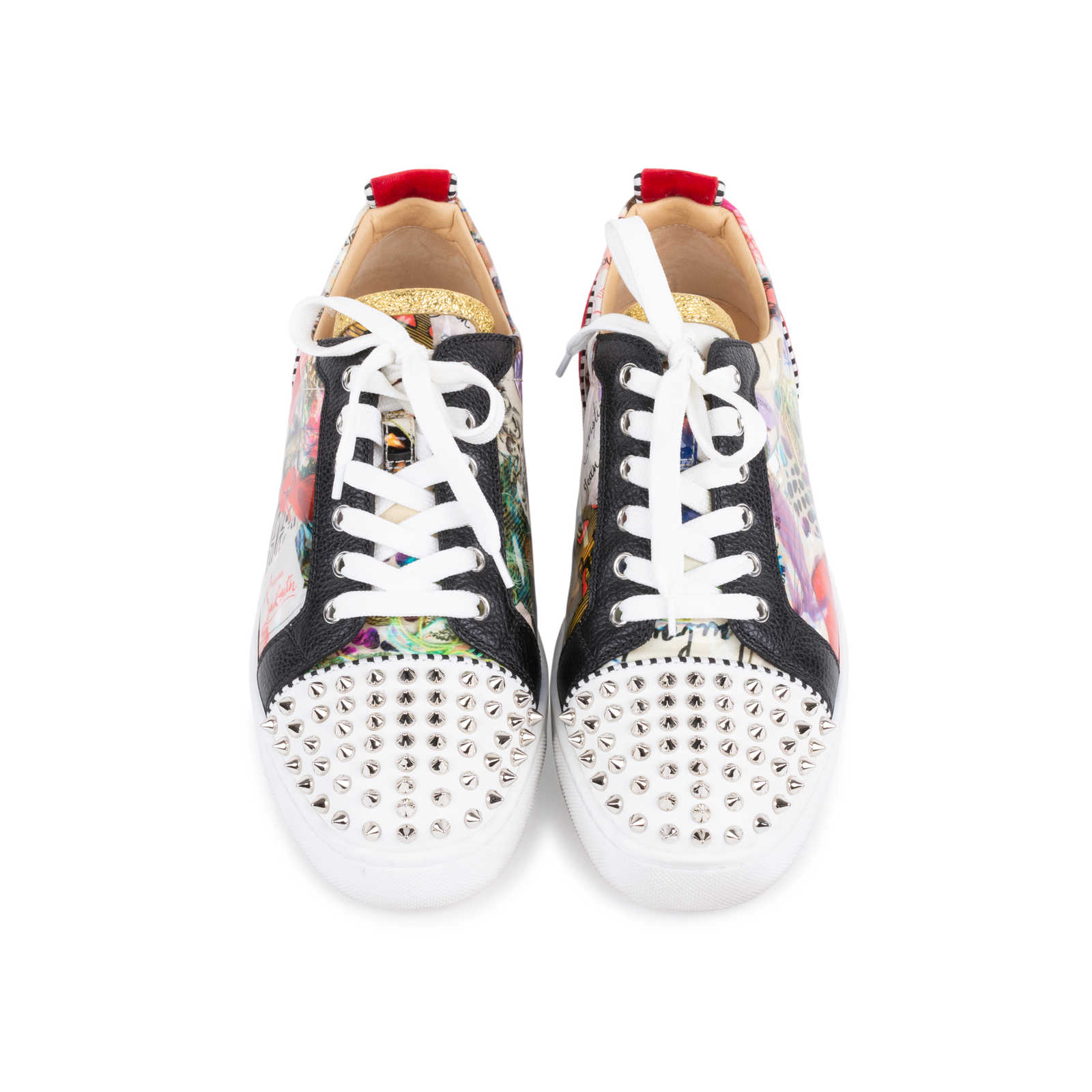 check out c9660 c528f Authentic Second Hand Christian Louboutin Louis Junior ...