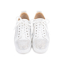Authentic Second Hand Christian Louboutin Louis Junior Strass Leather Sneakers (PSS-601-00003) - Thumbnail 0