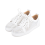 Authentic Second Hand Christian Louboutin Louis Junior Strass Leather Sneakers (PSS-601-00003) - Thumbnail 3