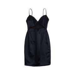 Black Bustier Dress
