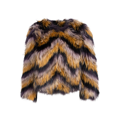 Authentic Second Hand Isabel Marant F/W 2010 Fur Jacket (PSS-048-00155)