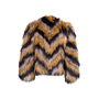 Authentic Second Hand Isabel Marant F/W 2010 Fur Jacket (PSS-048-00155) - Thumbnail 1