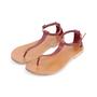Authentic Second Hand Céline T-Strap Sandals (PSS-599-00011) - Thumbnail 1