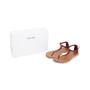 Authentic Second Hand Céline T-Strap Sandals (PSS-599-00011) - Thumbnail 4