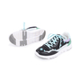 Authentic Pre Owned Dolce & Gabbana Leather Low-Top Sneakers (PSS-599-00012) - Thumbnail 1