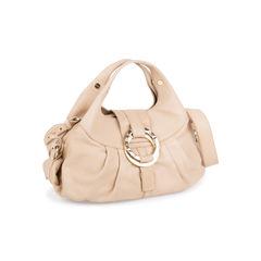 Bulgari leather chandra bag 2?1548691227