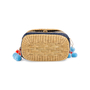 Authentic Pre Owned Sophie Anderson Cinto Striped Wicker Basket Bag (PSS-599-00017) - Thumbnail 3