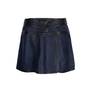 Authentic Second Hand Proenza Schouler Basket Weave Leather Mini Skirt (PSS-599-00003) - Thumbnail 1