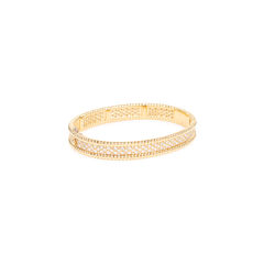 Van cleef and arpels perlee diamonds bracelet 2?1548833308