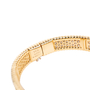 Authentic Pre Owned Van Cleef and Arpels Perlée Diamonds Bracelet (PSS-097-00120) - Thumbnail 6