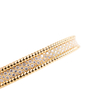 Authentic Pre Owned Van Cleef and Arpels Perlée Diamonds Bracelet (PSS-097-00120) - Thumbnail 7