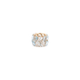 Authentic Second Hand Pomellato Lulu Blue Topaz and Diamond Ring (PSS-097-00122) - Thumbnail 0